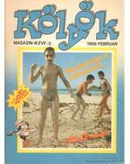 Kölyök magazin 1988. február