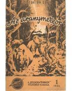 Az aranymeteor I.