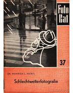 Schlechtwetterfotografie / Rossz időjárásban fényképezni