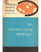 Hét szocialista ország oktatásügye