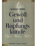 Gewöll- und Rupfungskunde (Köpet- és ürülékismeret9