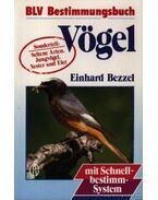 Vögel mit Schnellbestimmt-System