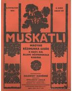 Muskátli 1933. május 8. szám
