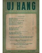 Új Hang 1952 I. évf. 5. szám