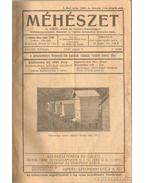 Méhészet 1941 (teljes évfolyam),; 1940, 1944 (töredékek)