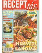 Recepttár 1999/1