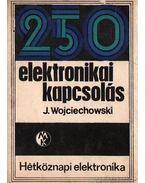 250 elektronikai kapcsolás
