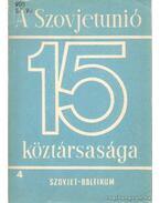 A Szovjetunió 15 köztársasága 4. (Szovjet-Baltikum)