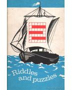 Riddles and puzzles