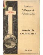 Históriás kalendárium