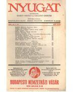 Nyugat 1936. április 4. szám