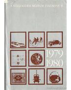 A Közlekedési Múzeum Évkönyve V. 1979-1980