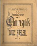 Practischer Lehrgang Clavierspiels Band II.