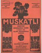 Muskátli 1934. január 4. szám (hiányos)