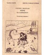 Cigány-magyar képes olvasókönyv