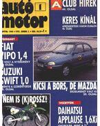 Autó-Motor 1992. évf. (1-26. számok)