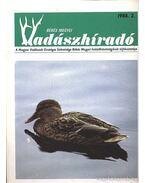 Békés megyei Vadászhíradó 1988. 2