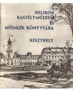 Helikon kastélymúzeum és műemlék könyvtára Keszthely