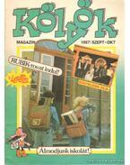 Kölyök magazin 1987. szeptember-október