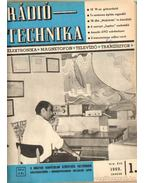 Rádiótechnika 1969. (teljes évfolyam)