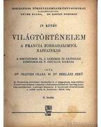 Világtörténelem IV. kötet