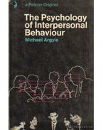 The Psychology of the Interpersonal Behaviour