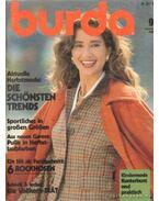 Burda 1989/9 (német nyelvű)