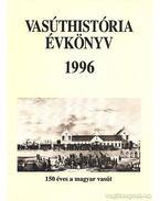 Vasúthistória évkönyv 1996