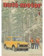 Autó-motor 1977. január-december (hiányos)