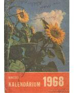 Kincses Kalendárium 1968.