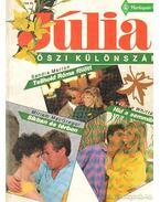 Telihold Róma fölött; Híd a semmibe; Síkban és térben - Júlia őszi különszám 1992/4.