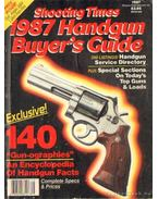 Shooting Times 1987 Handgun Buyer's Guide