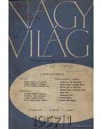 Nagyvilág 1957/1-8. szám