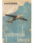 A sportrepülő könyve
