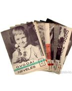 Óvodai nevelés 1973. 1-12 szám (teljes)