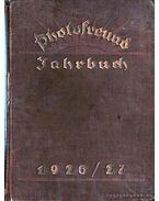 Photofreund jahrbuch 1926/27 - Fotóbarátok évkönyve
