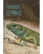 Akvárium és Terrárium 1959., 1960., 1961. teljes évfolyamok