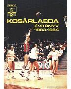 Kosárlabda évkönyv 1983-1984