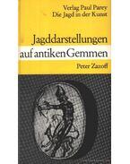 Jagddarstellungen auf antiken Gemmen (Vadászati ábrázolások antik féldrágakő-véseteken)