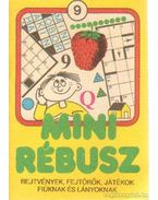 Mini rébusz 9.