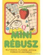 Mini rébusz 9.
