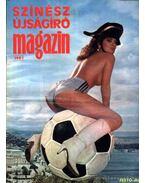 Színész Újságíró Magazin 1985
