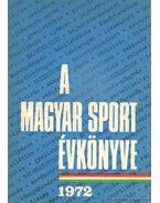 A magyar sport évkönyve 1972