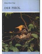 Der Pirol (A sárga rigó)