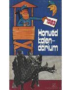 Honvéd kalendárium 1983