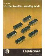Funkcionális analóg IC-k
