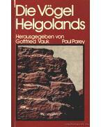 Die Vögel Helgolands (dedikált)
