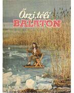 Őszi, téli Balaton