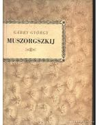Muszorgszkij