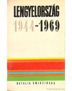 Lengyelország 1944-1969